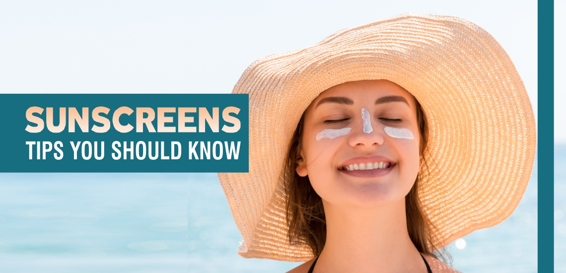 sunscreen tips byexperts