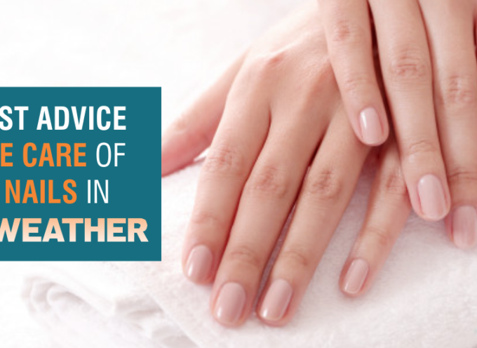 Take Care of Your Nails in winter